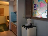 Kitchenette - West Plaza Hotel Desekel - Palau