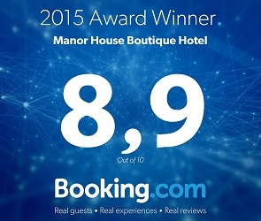 BookingCom Award 2015