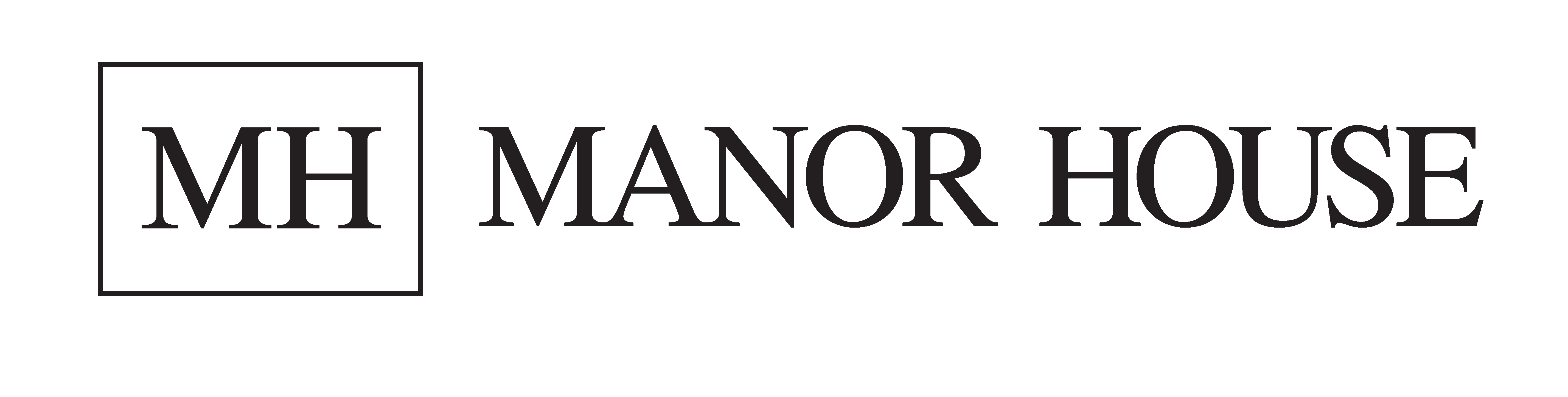 Manor House Boutique Hotel - Logo Full