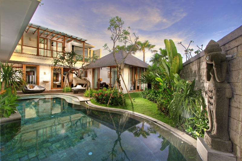 The Akasha Luxury Villas In Bali View Our Rates Make Reservation