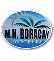 MN Boracay Lodge Inn - Logo Full