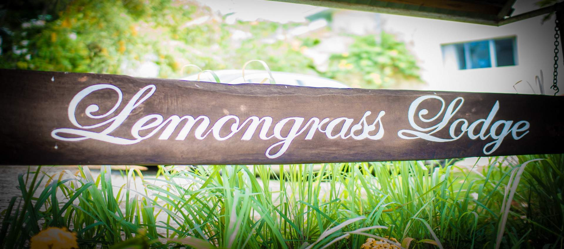 Lemongrass Lodge - Banner