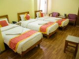 Deluxe Triple room | Tibet Peace Inn | Budget accommodation in Kathmandu - Nepal