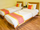 Deluxe Twin room | Tibet Peace Inn | Budget accommodation in Kathmandu - Nepal