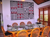 Dining Area | Serenity Lake Front Villa | Sri Lanka Colombo