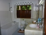 Double Deluxe Suit Washroom | Serenity Lake Front Villa | Sri Lanka Colombo