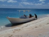 Boat tours from Tarawa Atoll