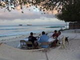 Beach | Sunset Horizon Fishing Lodge | Kiribati