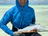 Another bone fish | Sunset Horizon Fishing Lodge | Kiribati