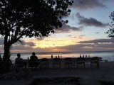 Sunset | Sunset Horizon Fishing Lodge | Kiribati