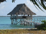 Tabon Te Keekee - Kiribati - Room from shore