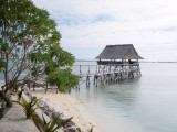 Tabon Te Keekee - Kiribati - Room over water