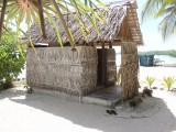 Tabon Te Keekee - Kiribati - Shared toilet facilities