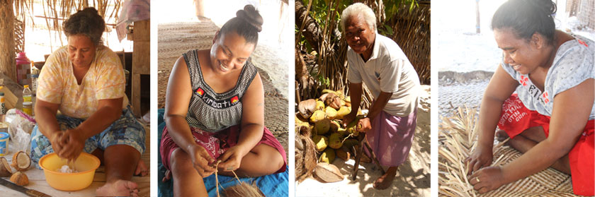 Activities - Santa Faustina Homestay - Kiribati