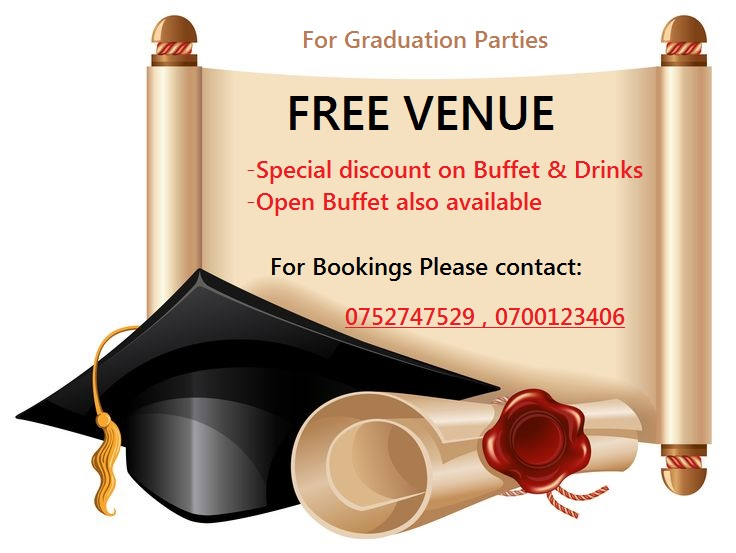 graduation venue in Kampala