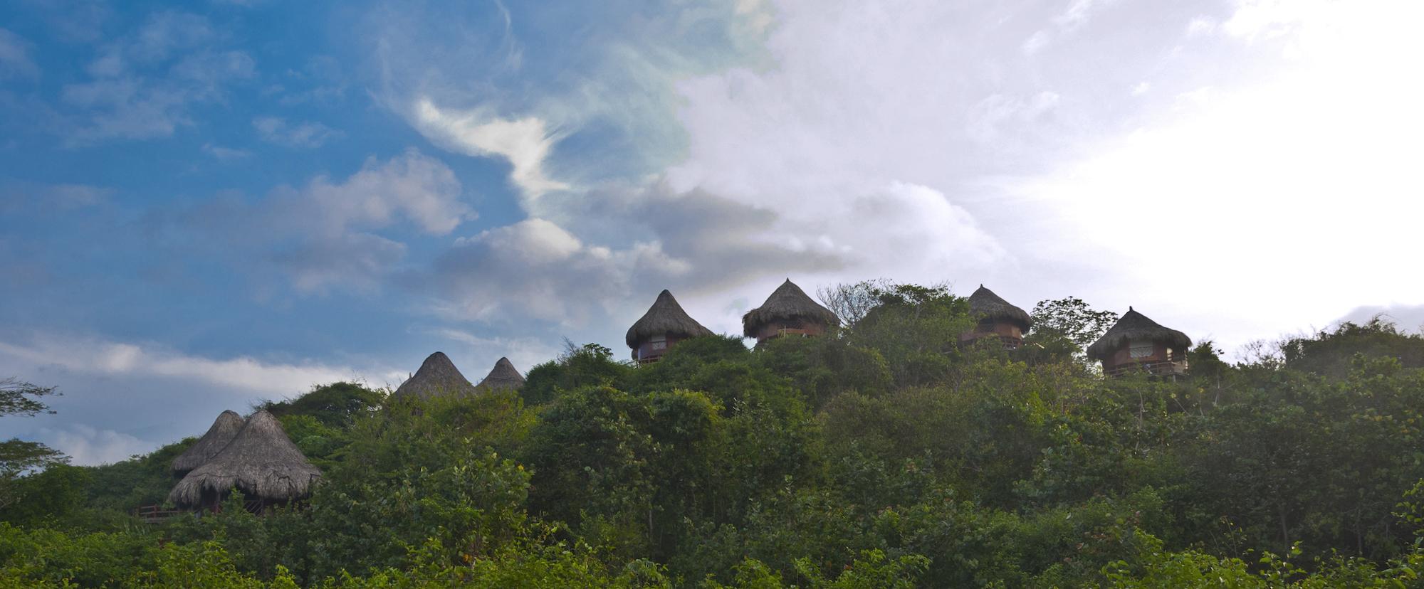 Ecohabs Tayrona National Park Santa Marta Colombia