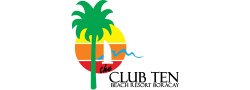 The Club Ten Beach Resort - Logo Full