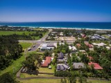 Aerial View | Blue Bliss | Byron Bay, Australia
