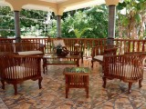 Dining Area | Bernique Guesthouse | La Digue, Seychelles