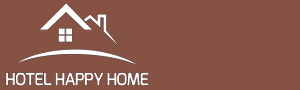 Hotel Happy Home - Logo Full