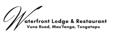 Waterfront Lodge - Logo Full