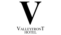 Valleyfront Hotel - Logo Full