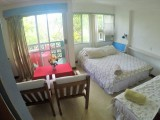 Value Unit-Two Bedroom- Master Bedroom (Poolside upstairs).