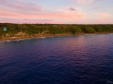 View from the Water | Lau's Getaway | Niue