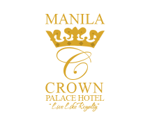 Manila Crown Palace Hotel - Logo Full