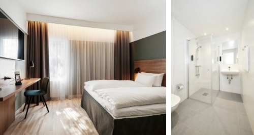 billig hotel overnatning kbh