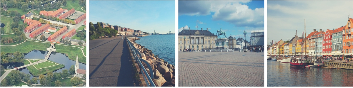 Things to do in Copenhagen​ - Kastellet – Langelinie – Amalienborg – Nyhavn