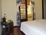 Deluxe balcony | Orchids Homestay