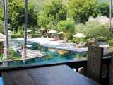 Pool | kinaara resort & spa pemuteran bali swimming pool with natural hotspring water