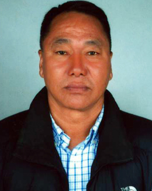 Ghime Tamang | Chairman of Hotel Mukhum International Kathmandu, Nepal