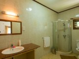 Bathroom - One Bedroom Apartment - Zerof Self Catering Apartment
