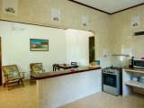 Living Room - One Bedroom Apartment - Zerof Self Catering Apartment