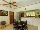 Dining Area - Two Bedroom Apartment - Zerof Self Catering Aparrtment