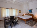 Bedroom - Zerof Guest House - Seychelles