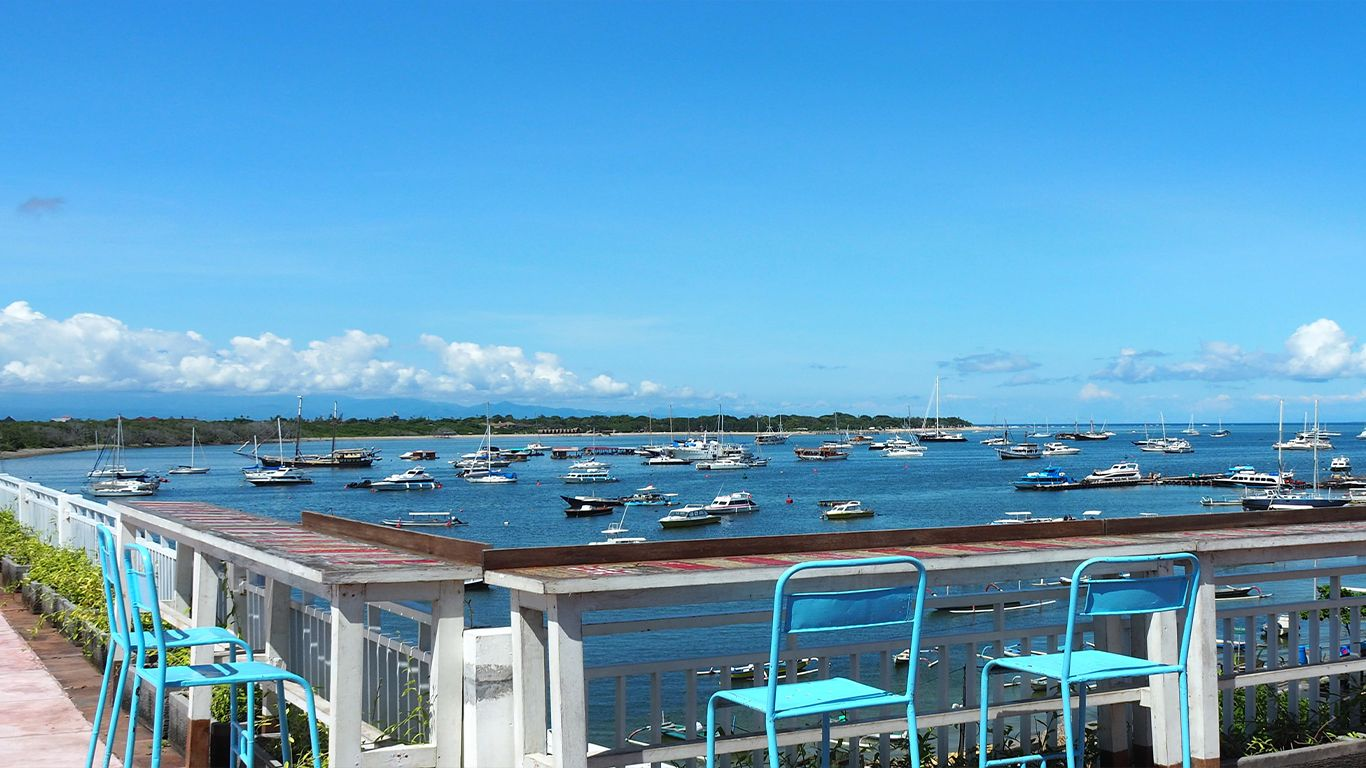 Carte Bali Serangan.Paras Paros Marina Lodge Your Getaway In Bali