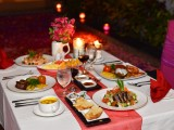 Romantic Candlelight Dinner | Lavender Luxury Resort & Spa | Bali