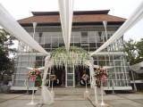 Outdoor Weddings | Malaka Hotel Bandung | Indonesia