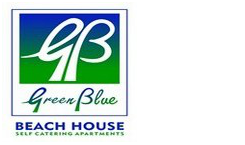 Green Blue Beach House - Logo Full