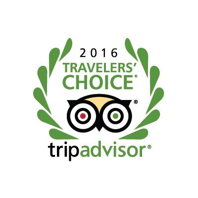 TripAdvisor Travelers' Choice 2016 Award | Hotel Middle Path | Thamel - Kathmandu