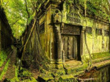 Beng Mealea, The Golden Gecko Villa Siem Reap