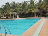 Poolside IV | Hotel GHIS Palace | Lomé | Togo