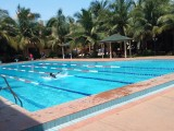 Poolside | Hotel GHIS Palace | Lomé | Togo