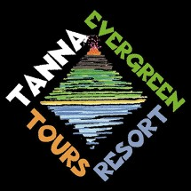 Tanna Evergreen Resort & Tours - Logo Full