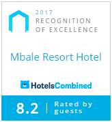 Award from HotelsCombined