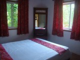 Villa Hibiscus Bedroom | Les Cottages de Bellevue Ecolodge | Port Vila, Vanuatu