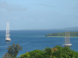 Port Vila Bay | Les Cottages de Bellevue | Vanuatu